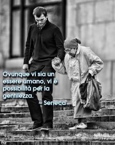 La gentilezza - Seneca